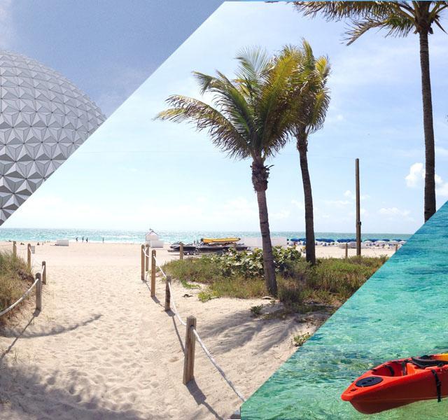 Sua viagem para Flórida : Tudo o que você precisa saber