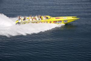 Go MIami Card Speedboat