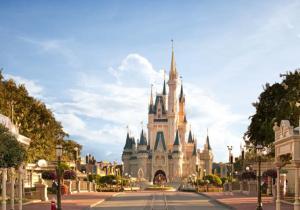 Ingressos para Orlando Disney Magic Kingdom