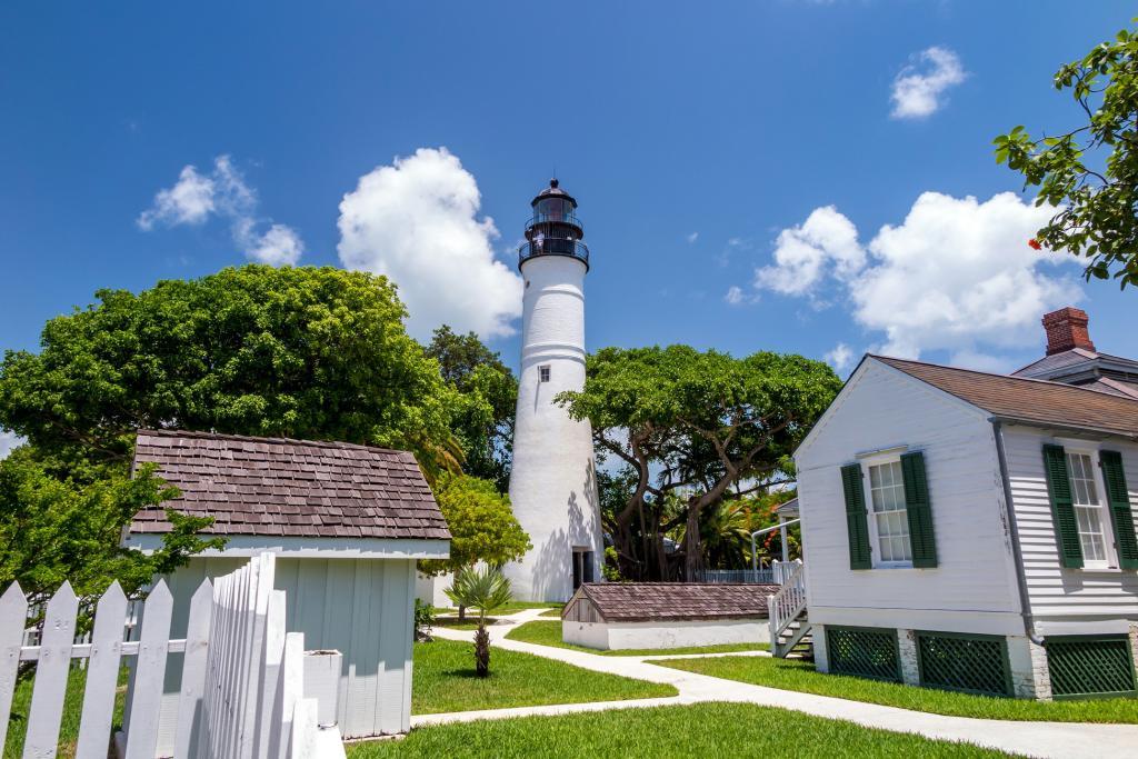 Key West Houslight Farol de Key West