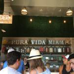 Restaurante Pura Vida em Miami Beach