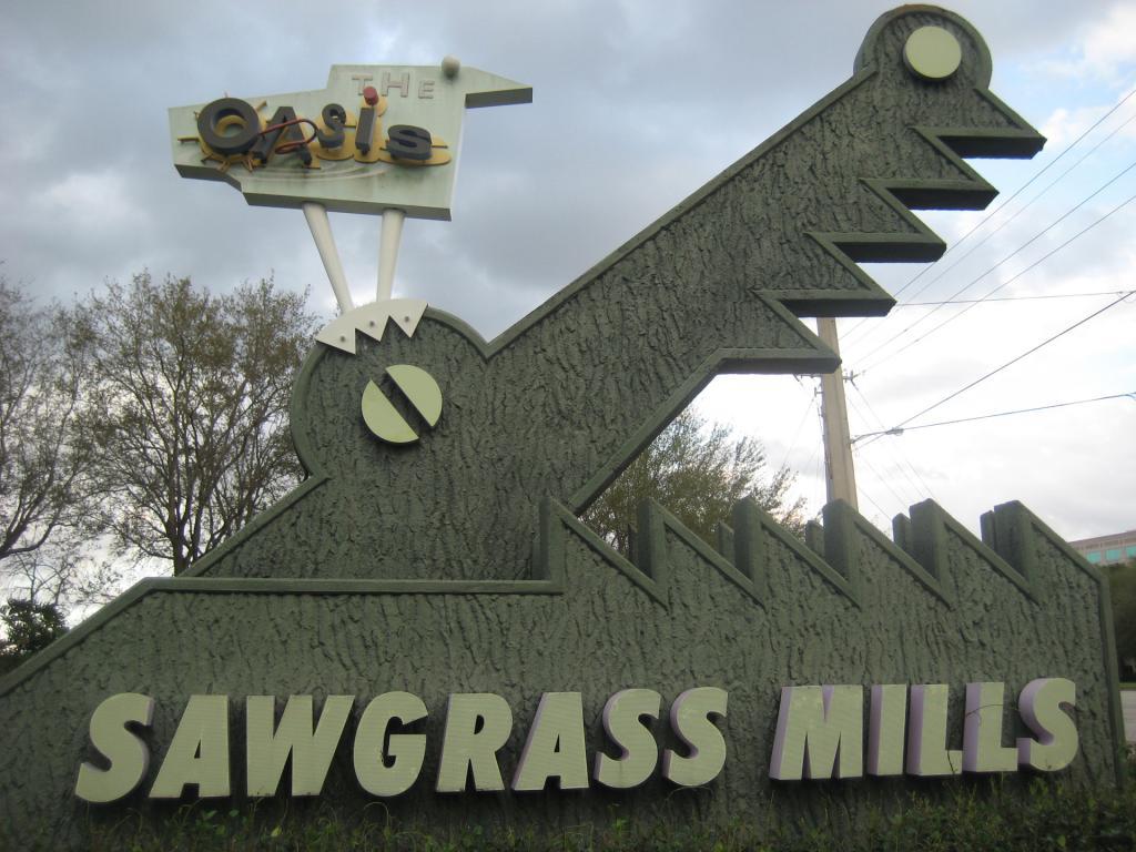 Compras em Miami Sawgrass Mills