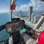 Passeio de hidroavião e helicóptero em Miami