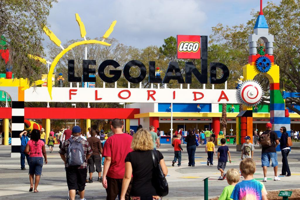 Parque Legoland Orlando
