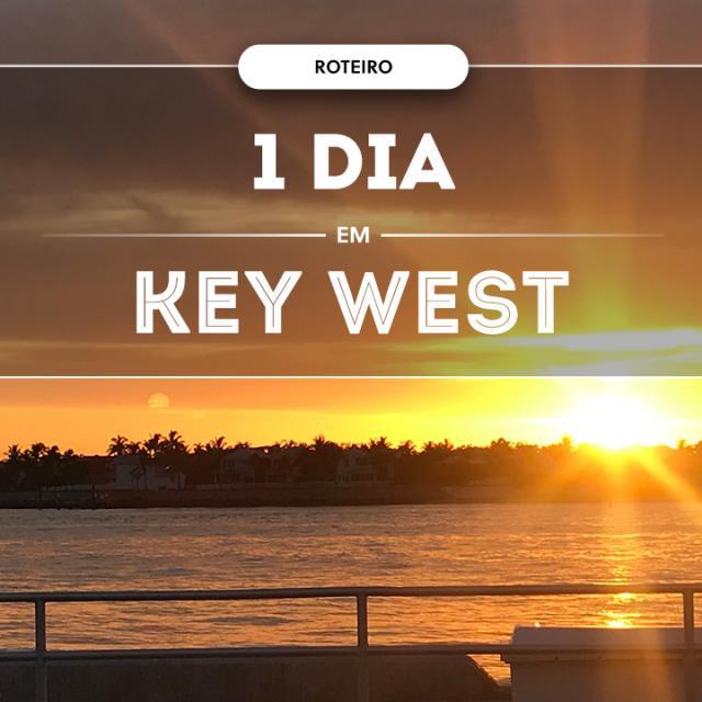 O que fazer em Key West em 1 dia ?