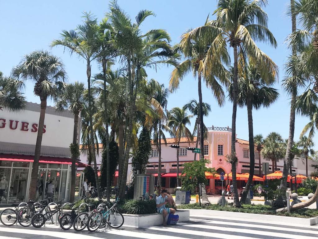 roteiro 2 dias em Miami