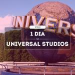 Roteiro de 1 dia na Universal Studios Orlando
