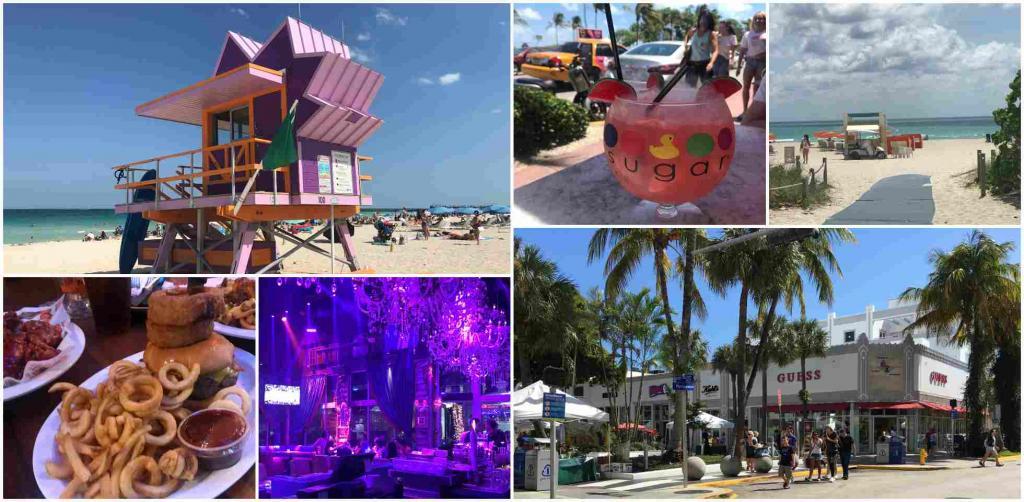Atrações de Miami Beach