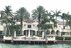Millionaire´s row en Miami